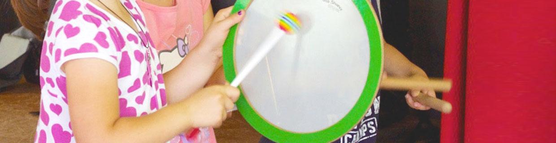 Giocare in Musica